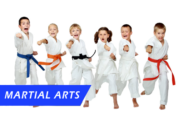 Martial arts for web